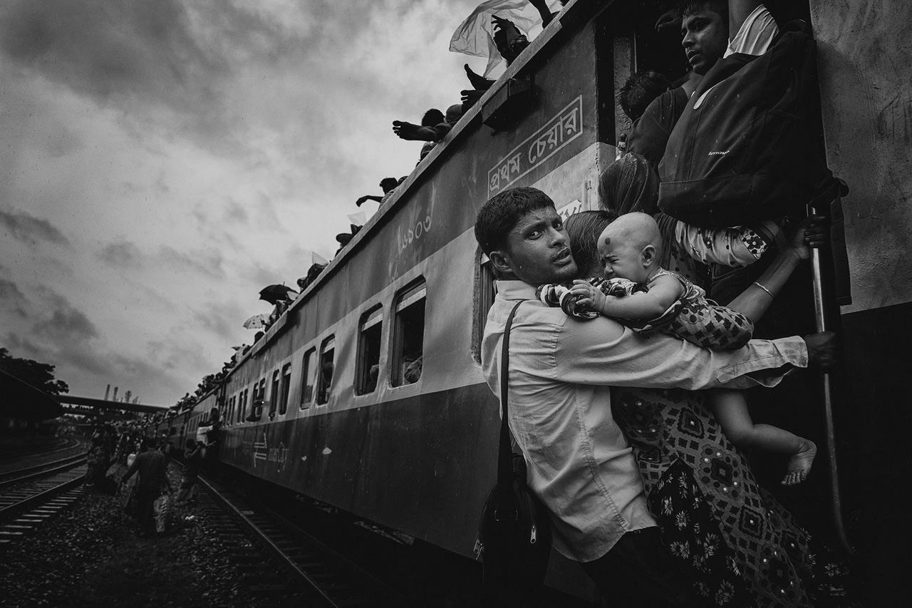 Challenging Journey, © Md Tanveer Hassan Rohan, Third Place Winner, People, National Geographic Travel Photographer of the Year Contest
