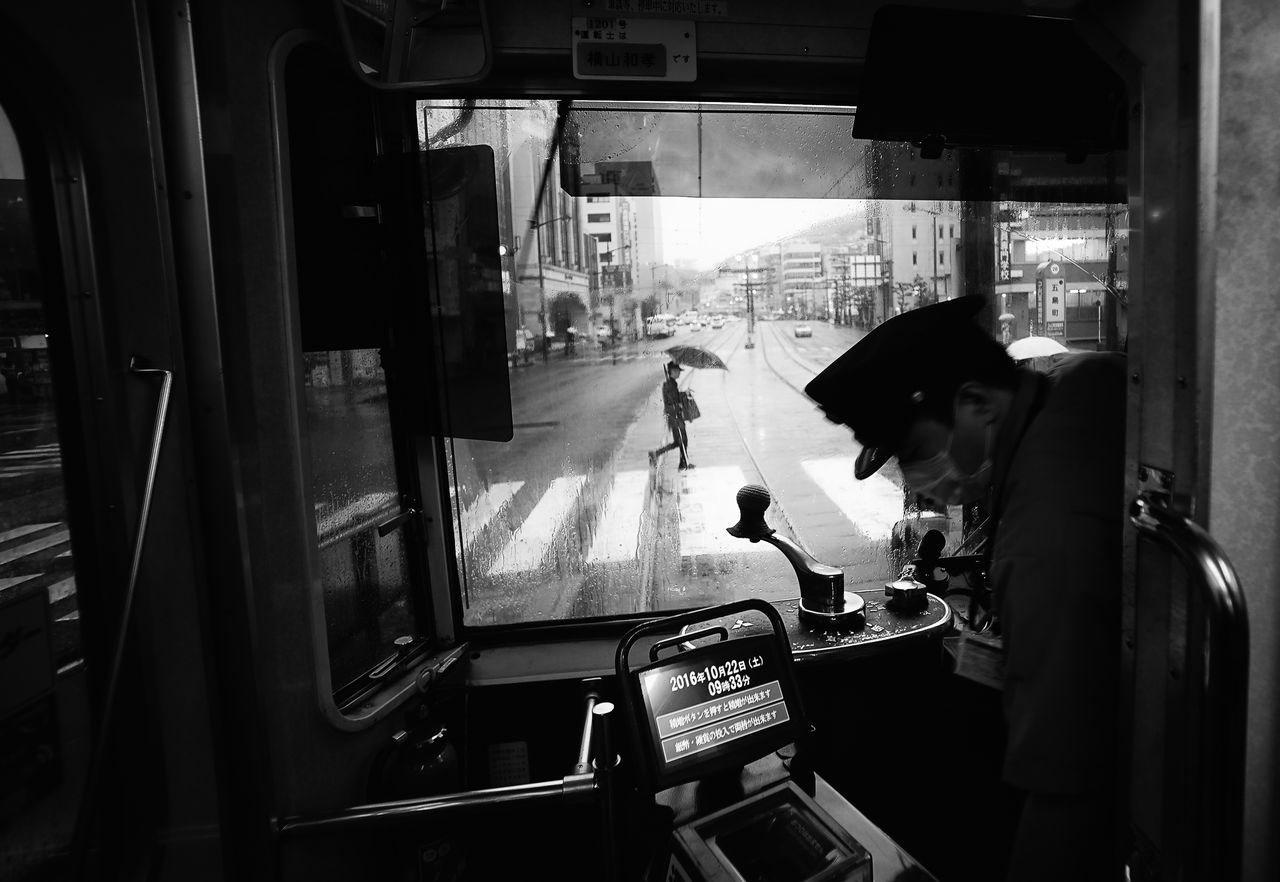 Another Rainy Day in Nagasaki, Japan, © Hiro Kurashina, First Place Winner, Cities, National Geographic Travel Photographer of the Year Contest