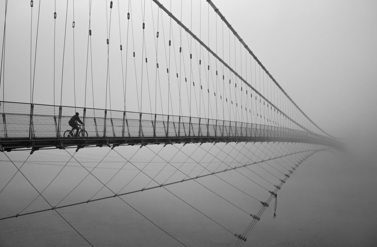 Traveling to Heaven, © Trikansh Sharma, People's Choice, Cities, National Geographic Travel Photographer of the Year Contest