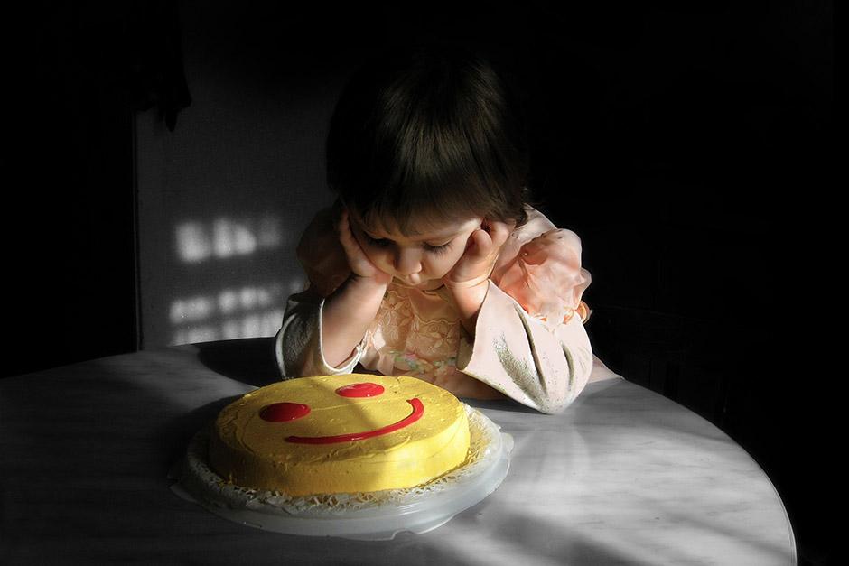 Child's Birthday, © Ivan Melchakov, 3rd Prize, Nikon Photo Contest