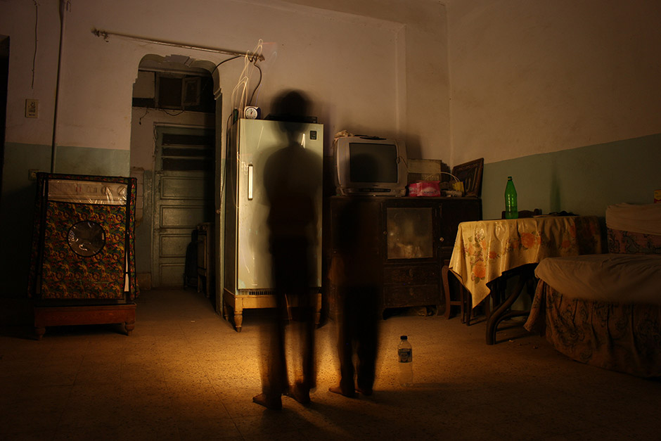 Ghosts House, © Doaa Nasr, 3rd Prize, Nikon Photo Contest