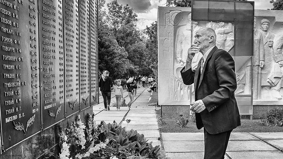 Victory Day, © Serge Litvinov, 2nd Prize, Nikon Photo Contest