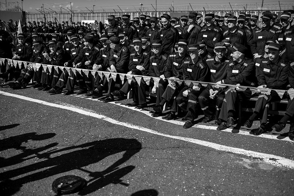 Prison sport, © Alexey Malgavko, 3rd Prize, Nikon Photo Contest