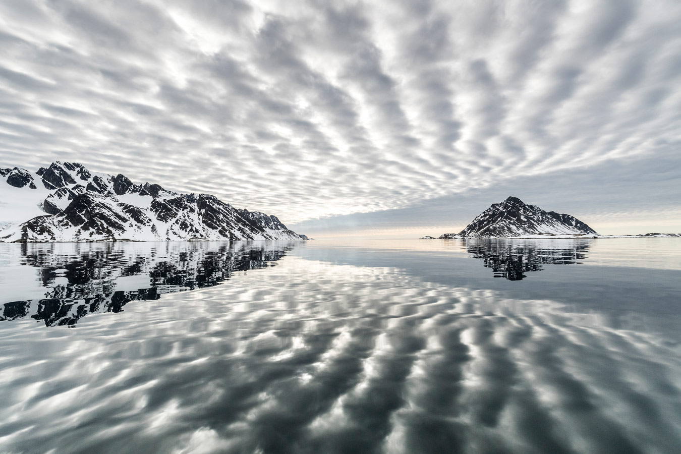 Arctic reflections, © Daisy Gilardini (CAN), Runner-up, Nature Photographer of the Year