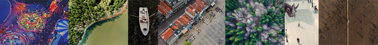 From Above Photo Contest - Our World In Focus