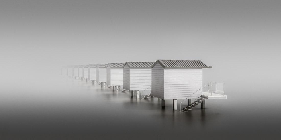 Ten Huts, UK, © Darren Moore, UK, 2017 Major Amateur Winner, EPSON International Pano Awards