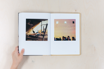 Libyan Sugar, © Michael Christopher Brown, First Photobook Award, Paris Photo–Aperture Foundation PhotoBook Awards