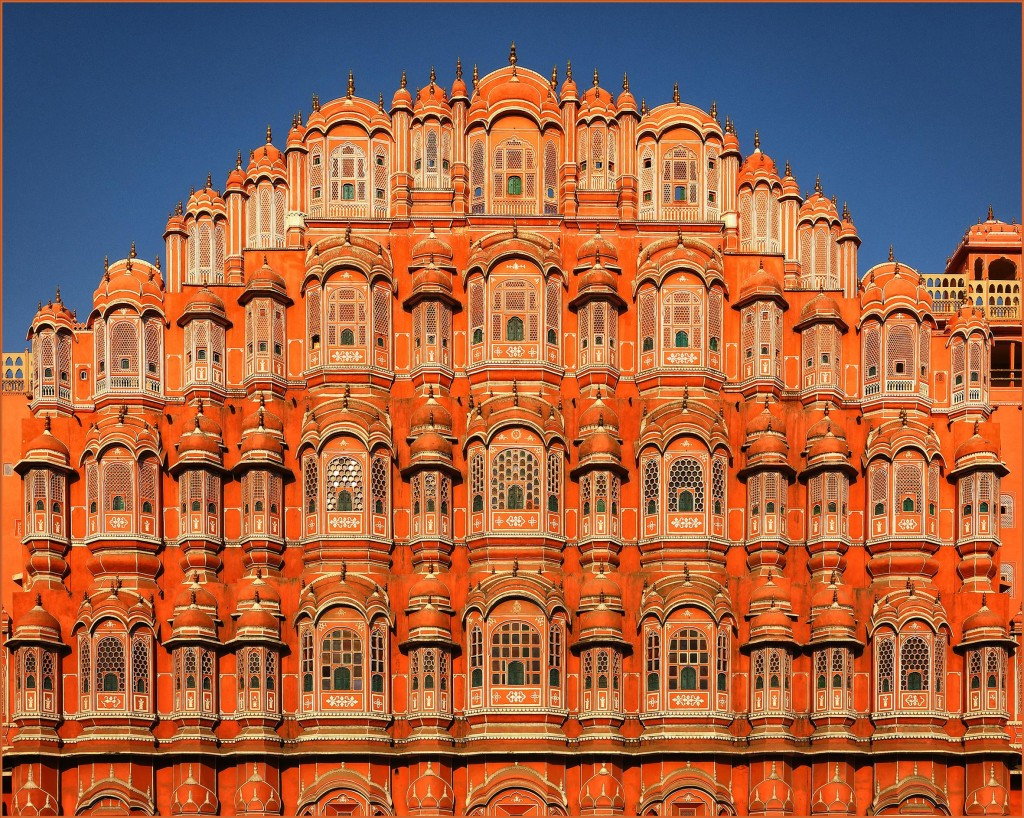 Hawa Mahal, © Mary Auckland, Community Spirit from the Photographic Angle