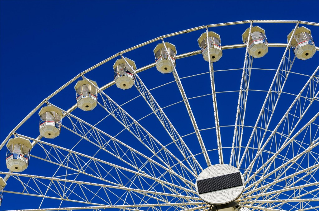 Ferris Wheel, © Ian Cook, Community Spirit from the Photographic Angle