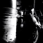 """Ray: The Boxer"", © Simone Francescangeli, Senigallia, Ancona, Italy, Amateur : Sports, PDN Adrenaline - Sports and Action Photography"