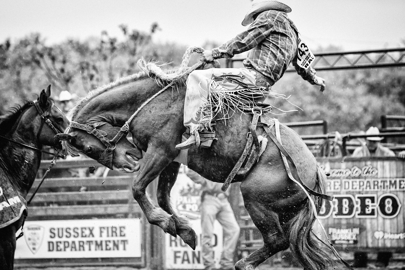 """Rodeo"", © Casey Martin, Gettysburg, PA, United States, People's Choice : First Deadline Winner, PDN Adrenaline 2019 - Sports and Action Photography"