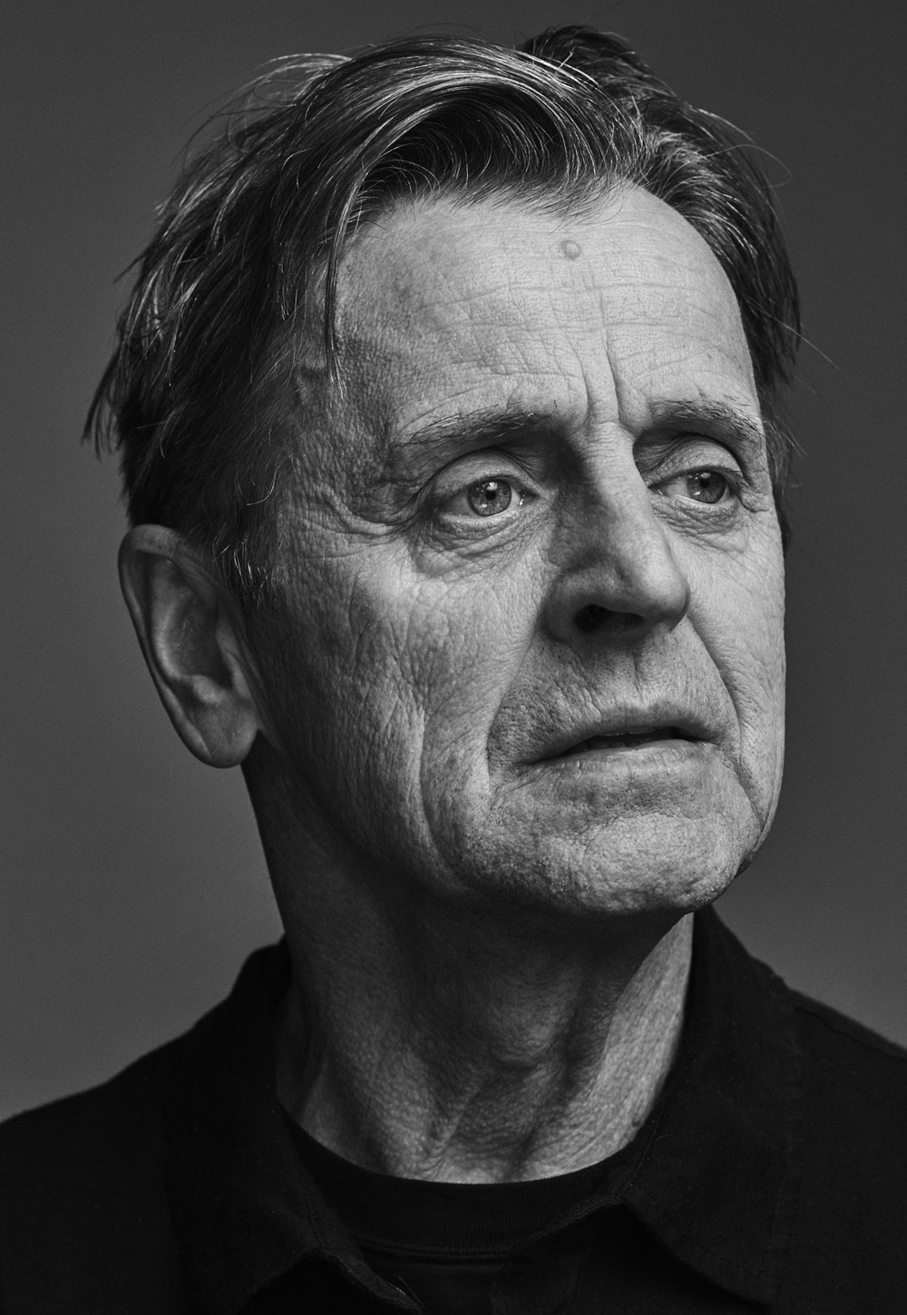 Mikhail Baryshnikov, © Mackenzie Stroh, Brooklyn, NY, United States, First Place Professional : Commercial/Editorial/Assignment, Grand Prize, PDN Faces - Portrait Photography Contest