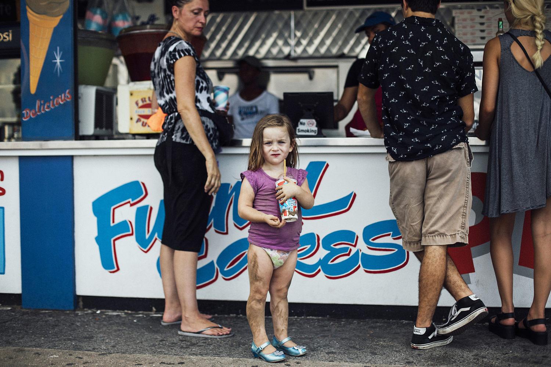 Coney Island Girl, © Erin Wik, Garrison, NY, United States, Amateur : Babies/Children, PDN Faces - Portrait Photography Contest