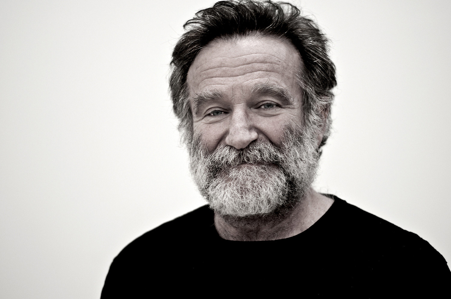 Robin Williams, © George Seminara, New York , NY, United States, Amateur : Celebrities, PDN Faces - Portrait Photography Contest