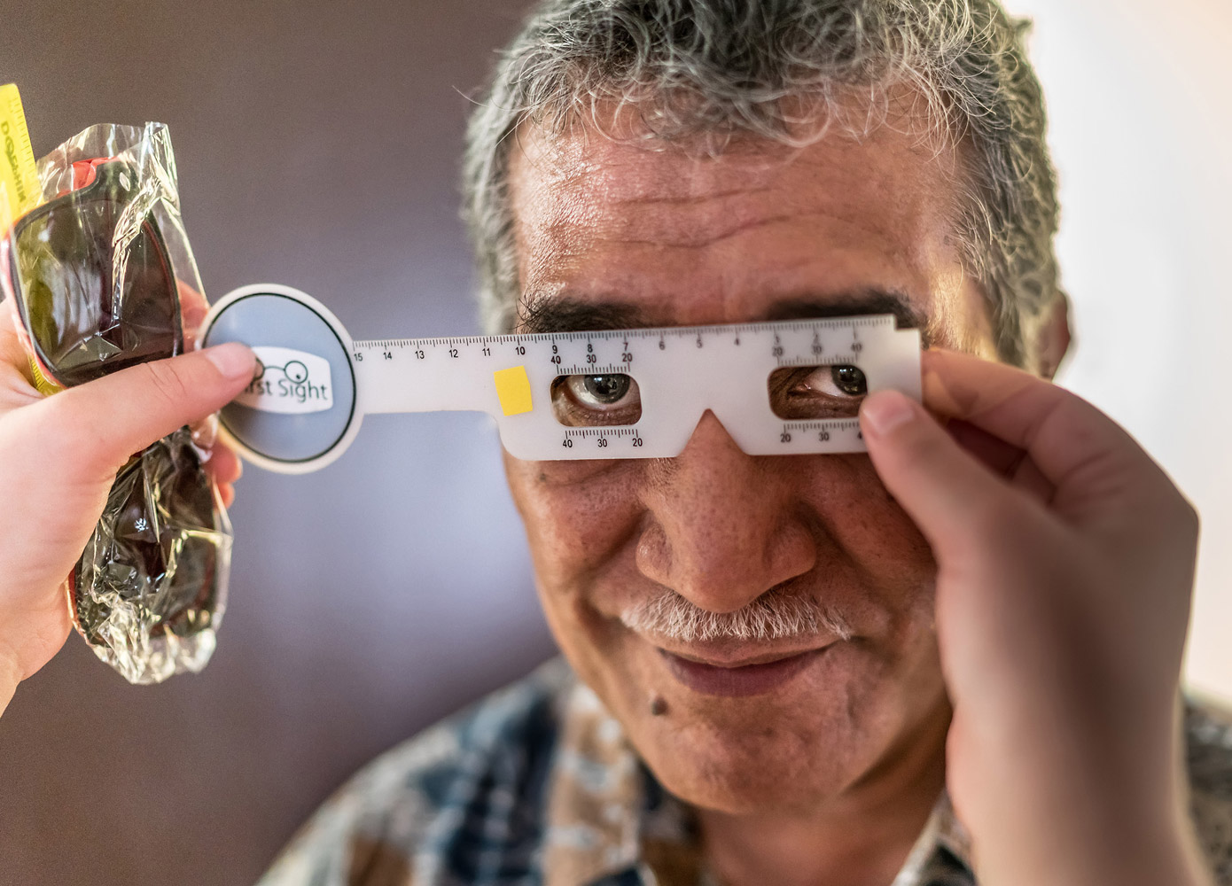 Moran Eye Center Global Outreach 2016, © Michael Schoenfeld, Salt Lake City, UT, United States, Professional : Commercial/Editorial/Assignment, PDN Faces - Portrait Photography Contest