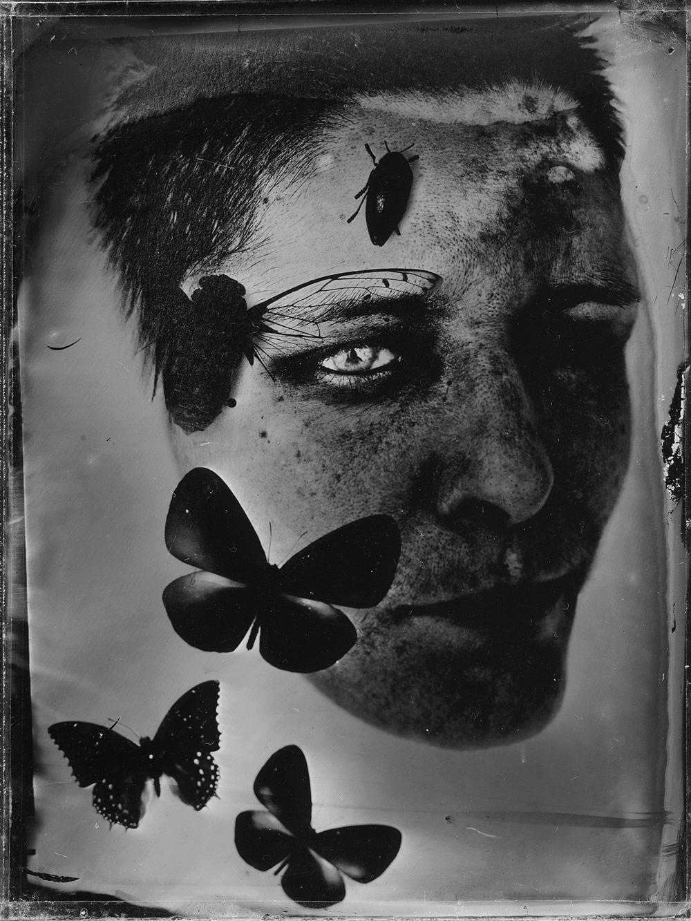 About yourself. Hybrids, © Marzena Kolarz, Krakã³W, Poland, Professional : Self-Portraits, PDN Faces - Portrait Photography Contest