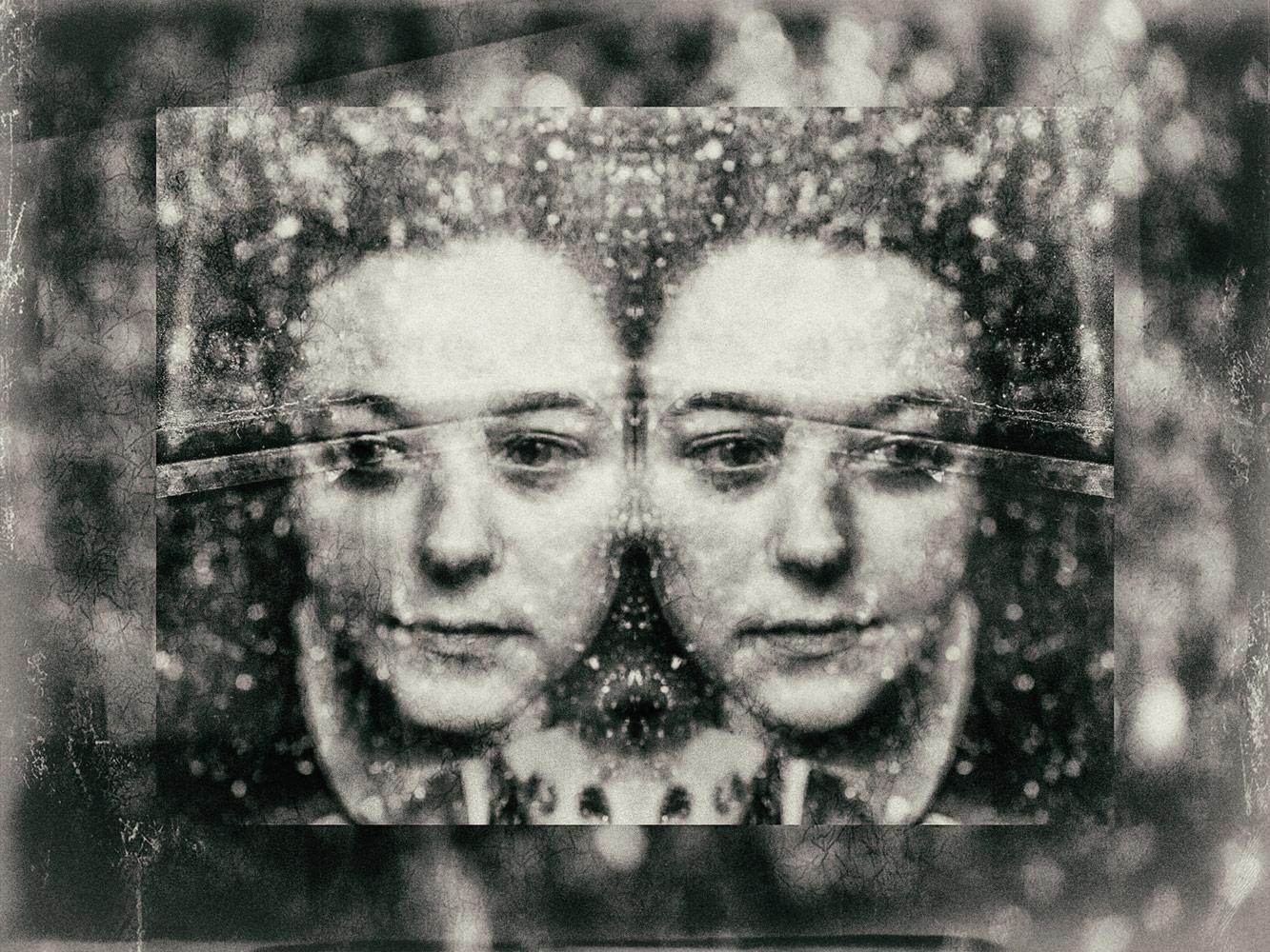 Muse, © L. Lejeune, Berkeley, CA, United States, Professional : Self-Portraits, PDN Faces - Portrait Photography Contest