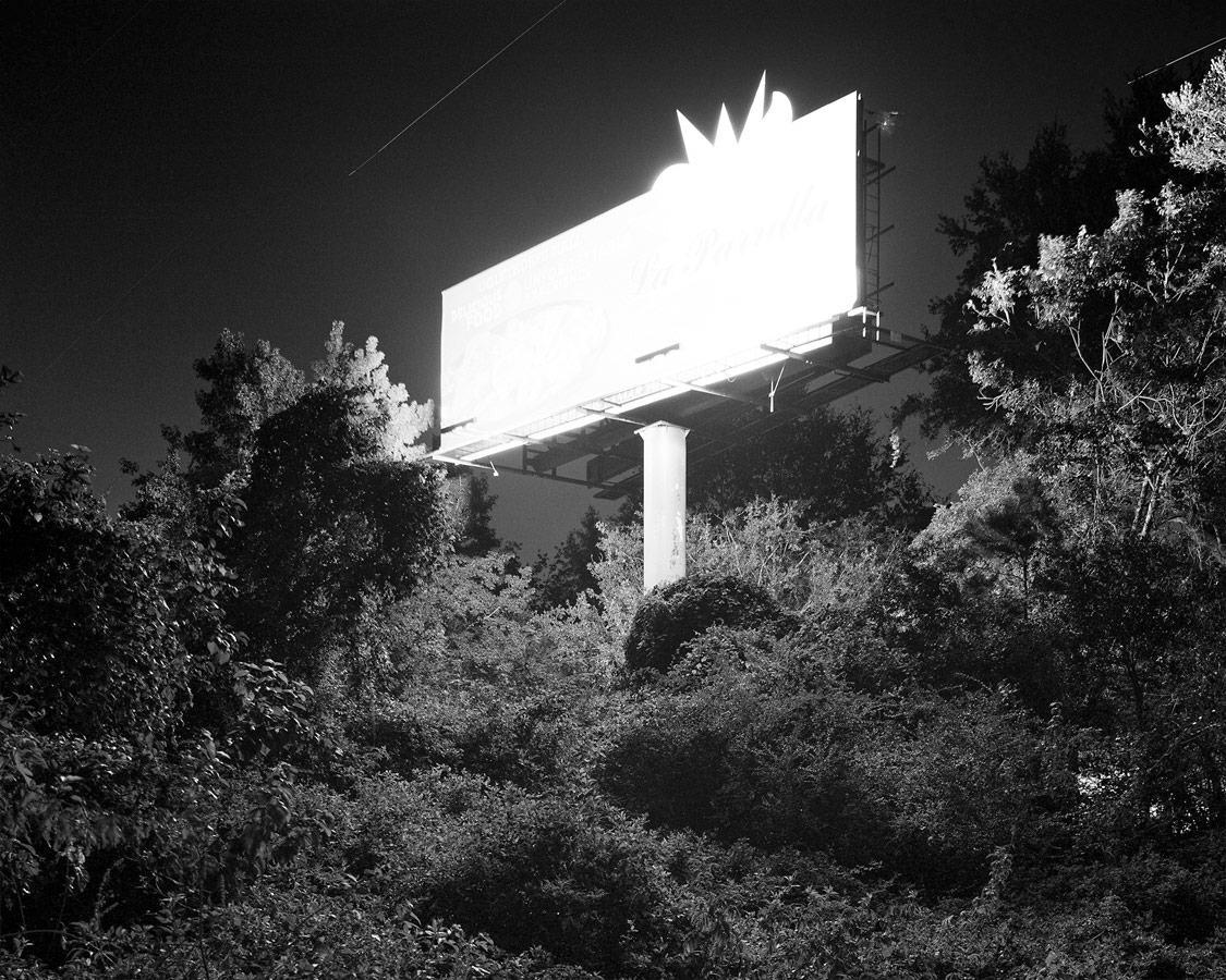 """Billboard"", © Tianran Qin, Savannah, GA, United States, Honorable Mention : Fine Art/Personal Work, PDNedu Student Photography Contest"