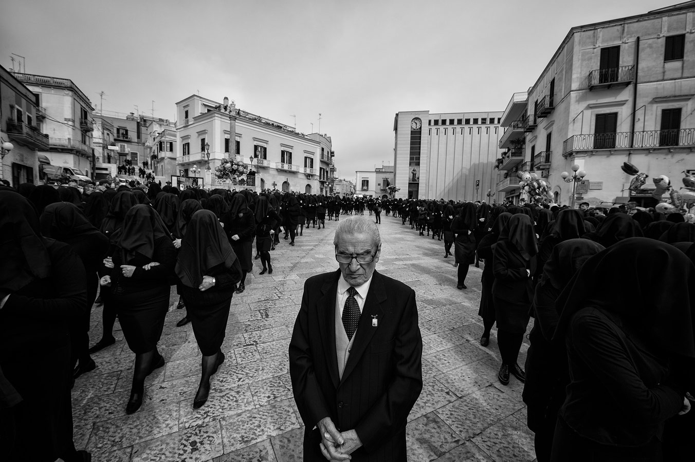 Professional Submission : Street Photography, Desolata, © Davide Pischettola, Molfetta, Bari, Italy, First Place, Perspectives: PhotoPlus Expo Annual Photography Contest