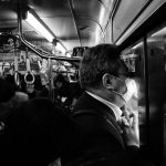 Tokyo Commute, © Tadashi Onishi, Kodaira, Tokyo, Japan, Amateur : Street-Photography, Perspectives PhotoPlus Expo Annual Photography Contest