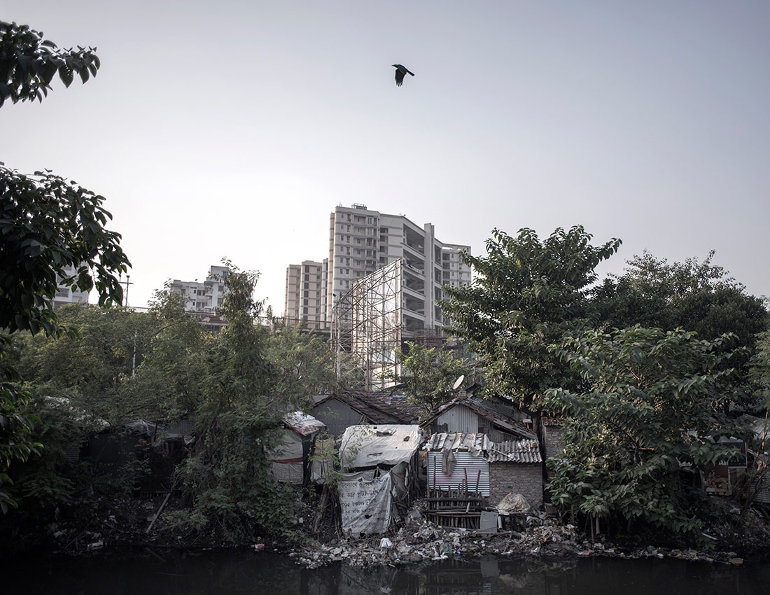Extension of a City, © Mijannur Rahaman Gazi, 2nd Place Winner Urban Category, International Photography Grant