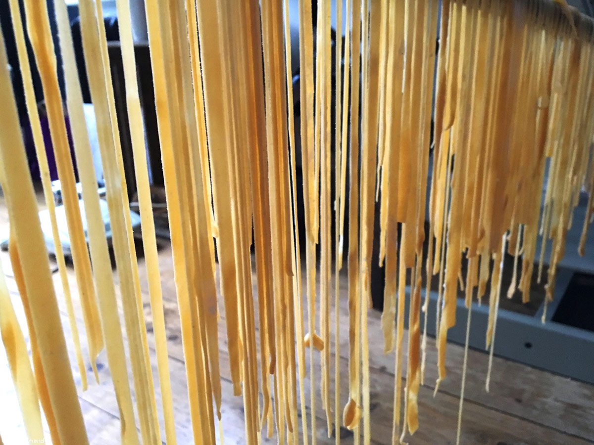 Raining Pasta, © Ruby Smend, United Kingdom, 1st Place, Young - 10 and under, Pink Lady Food Photographer of the Year