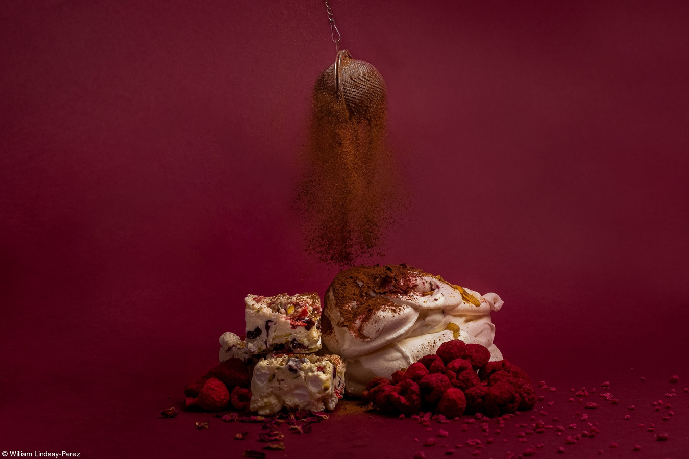 Finishing Touches, © William Lindsay-Perez, United Kingdom, 1st Place, Young - 15-17, Pink Lady Food Photographer of the Year