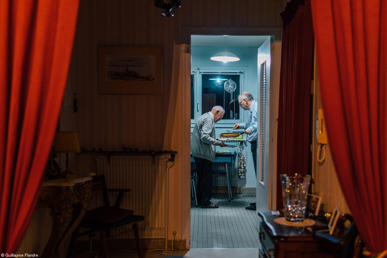 Family Dinner, © Guillaume Flandre, United Kingdom, 1st Place, Food for the Family, Pink Lady Food Photographer of the Year