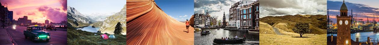 Lens on Travel Mode Photo Challenge - PIXup