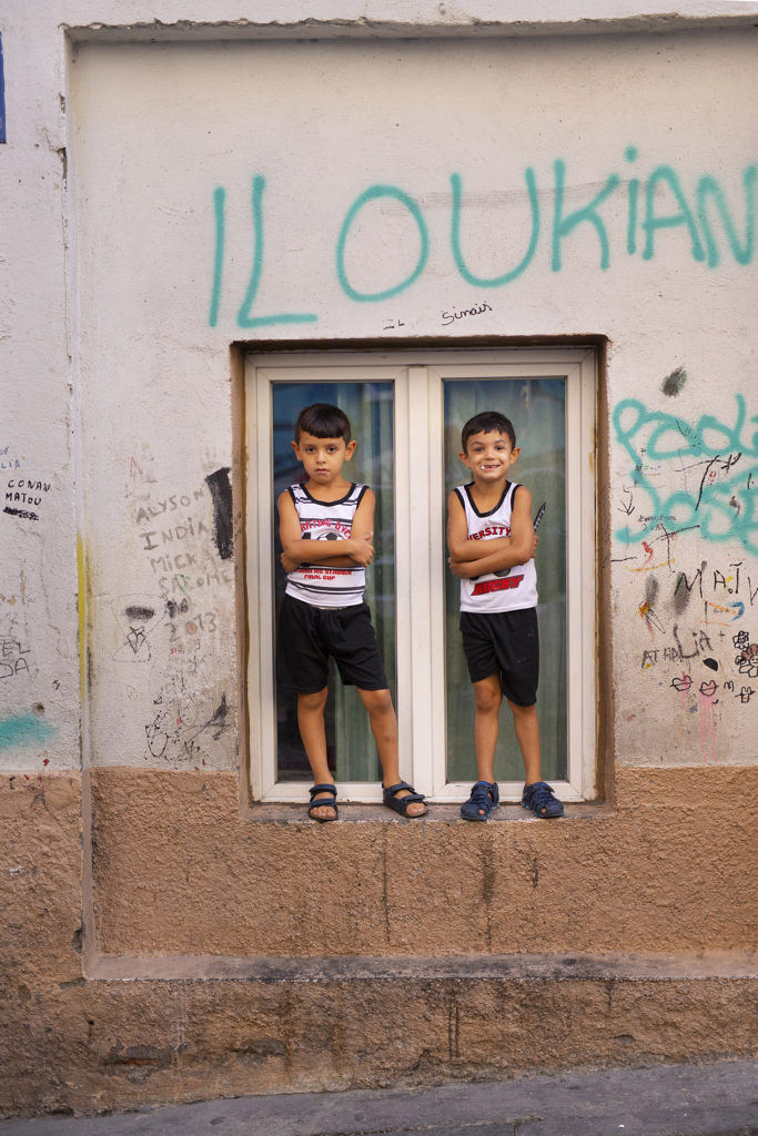 © Jean-Baptiste Pellerin, Back to the Street, Portrait of Humanity