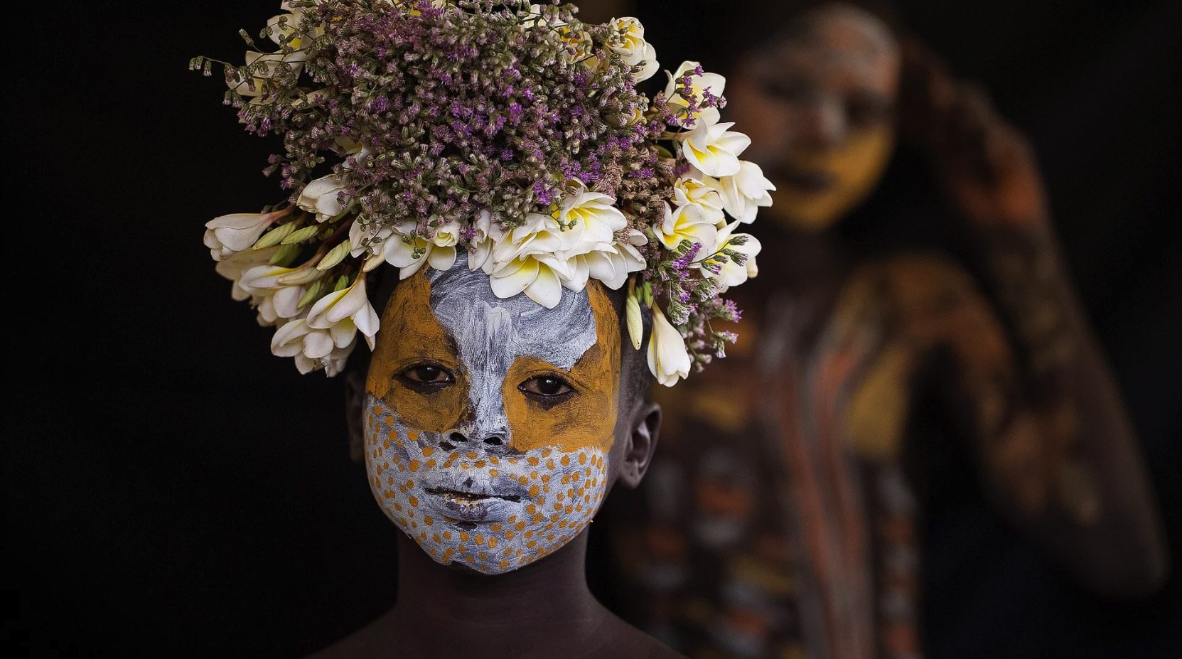 Flowers of Ethiopia, © Robin Young, Residency Prize, Portraits – Hellerau Photography Award