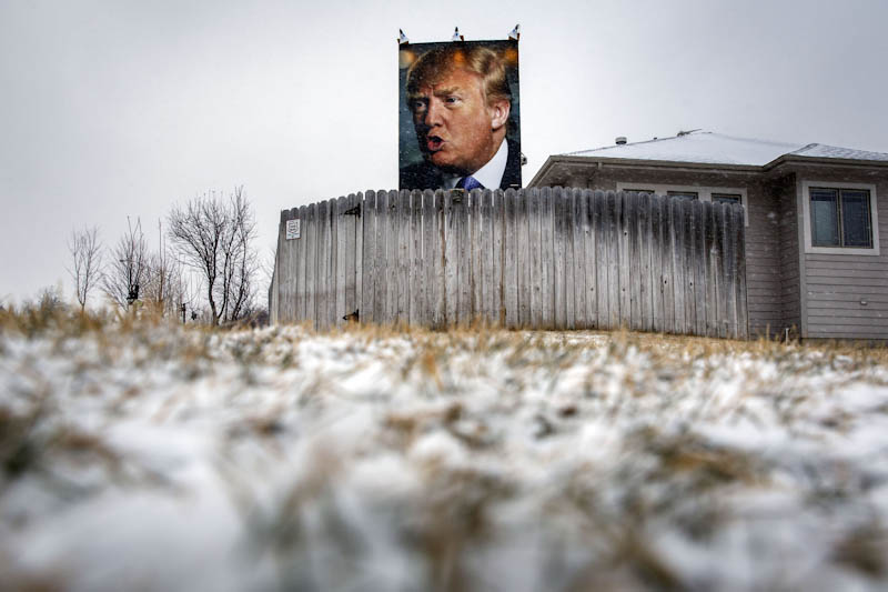 Iowa Caucus, PatricK T. Fallon/Bloomberg, Campaign 2016, Pictures of the Year International — POY