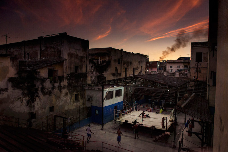 Cuba, © Michael Ciaglo / Houston Chronicle, First Place Category: Recreational Sports, Pictures of the Year International — POY