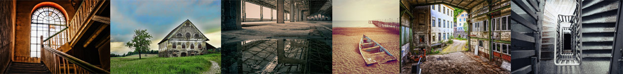 Empty Places : Abandoned Spaces Calls for Entry - Praxis Gallery