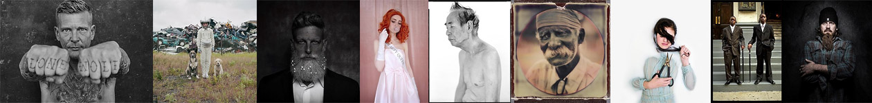 The Portrait Call for Entry - Praxis Gallery