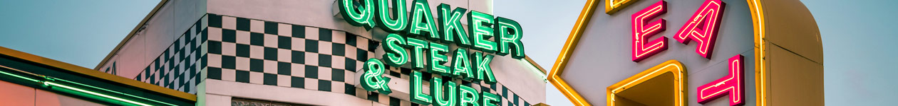 Quaker Steak & Lube Open Project - Zooppa