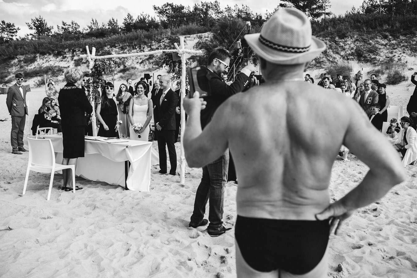 © Marcin Bublewicz   Elementy Bieli, Gryfice, Poland, 2st place in category Professional : Destination Weddings, Rangefinder Wedding Contest 2017 Winners