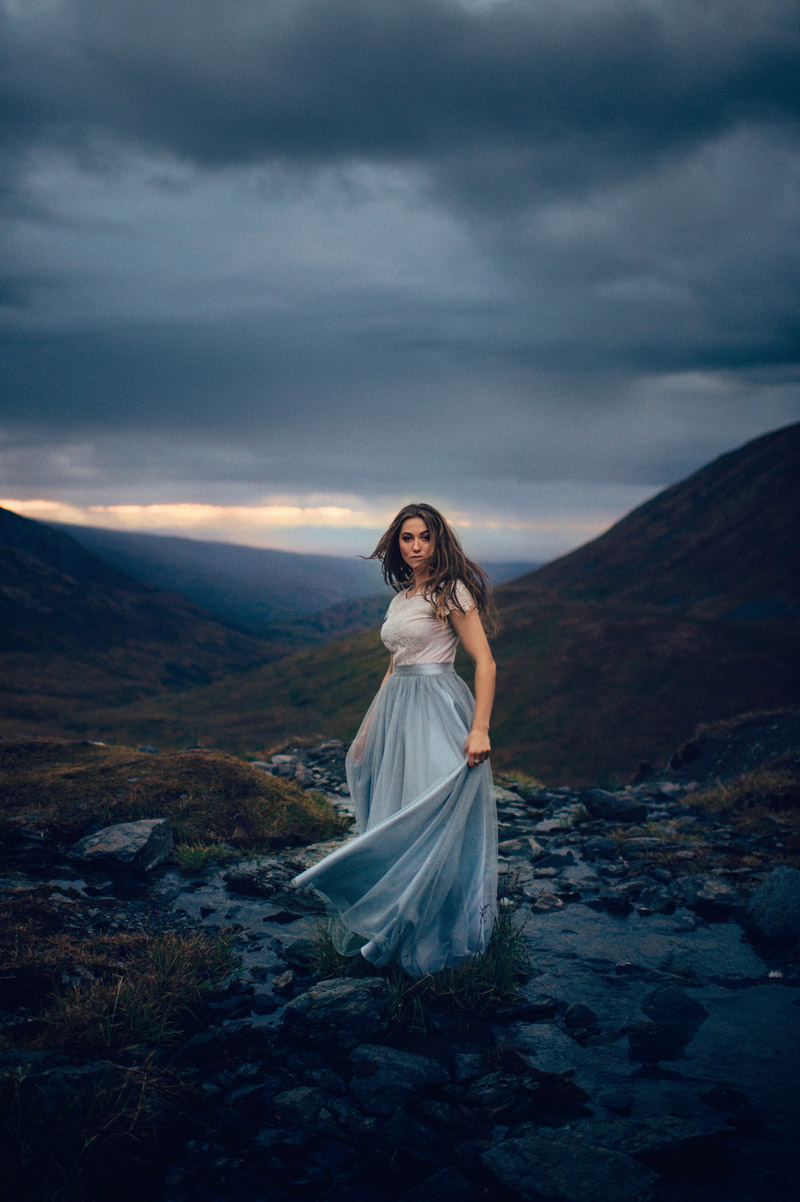"""Queen Of The North"", © Christal Houghtelling, Palmer, AK, United States, High School Seniors, Rangefinder Family Photography Contest"