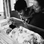 """Meet Ily"", © Thais Fry, Minot, ND, United States, Newborns, Rangefinder Family Photography Contest"