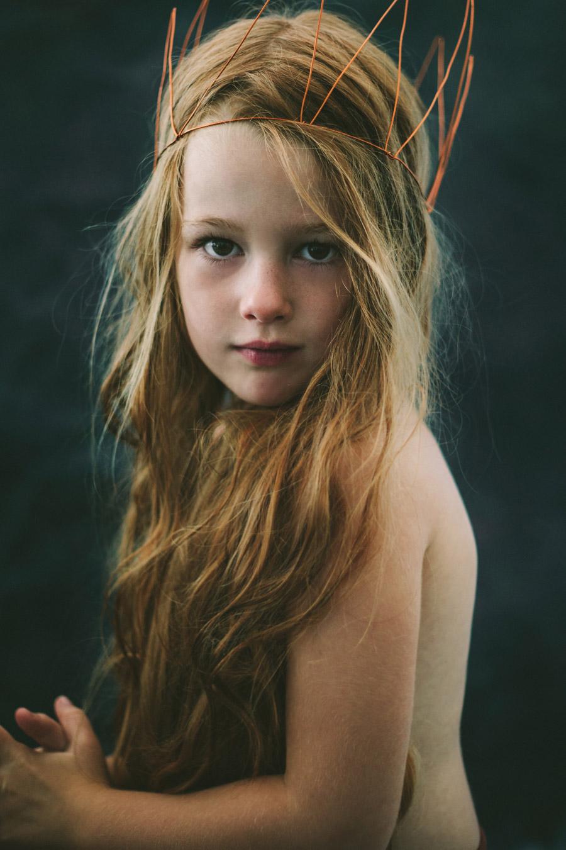 Crown, © Krystle Ricci, Perth, Wa, Australia, Newborns & Children, Rangefinder the Portrait Photo Contest