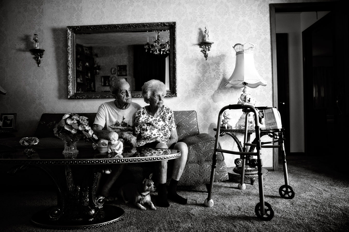 The Last Days, © Collin Richie, Baton Rouge, First Place Commercial, Rangefinder the Portrait