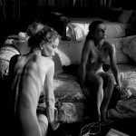 """Salon De Femmes"", © Malcolm Sinclair Lobban, Toronto, ON, Canada, Amateur : Boudoir, The Body Photo Contest"