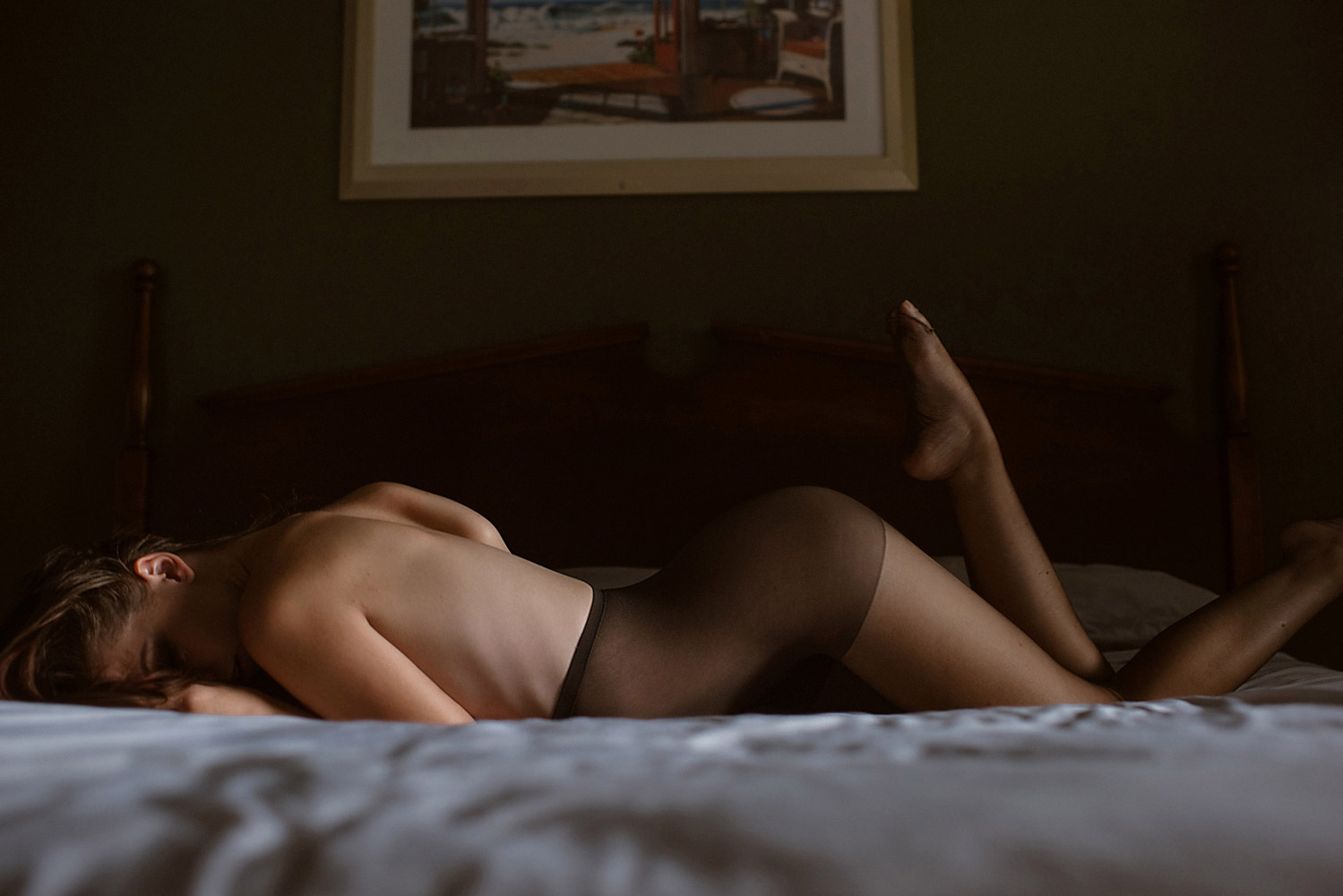 """""""Amour"""", © Brian Elledge, Brooklyn, NY, United States, First Place Professional : Boudoir, The Body Photo Contest"""