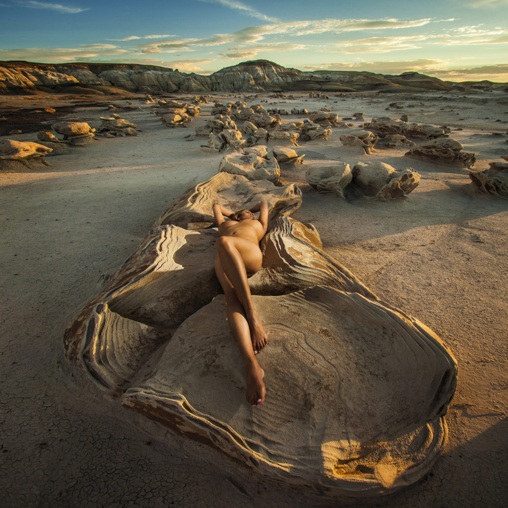 Oyster Bed, © Dario Impini, Everett, WA, United States, First Place, The Body - A Celebration of the Human Figure