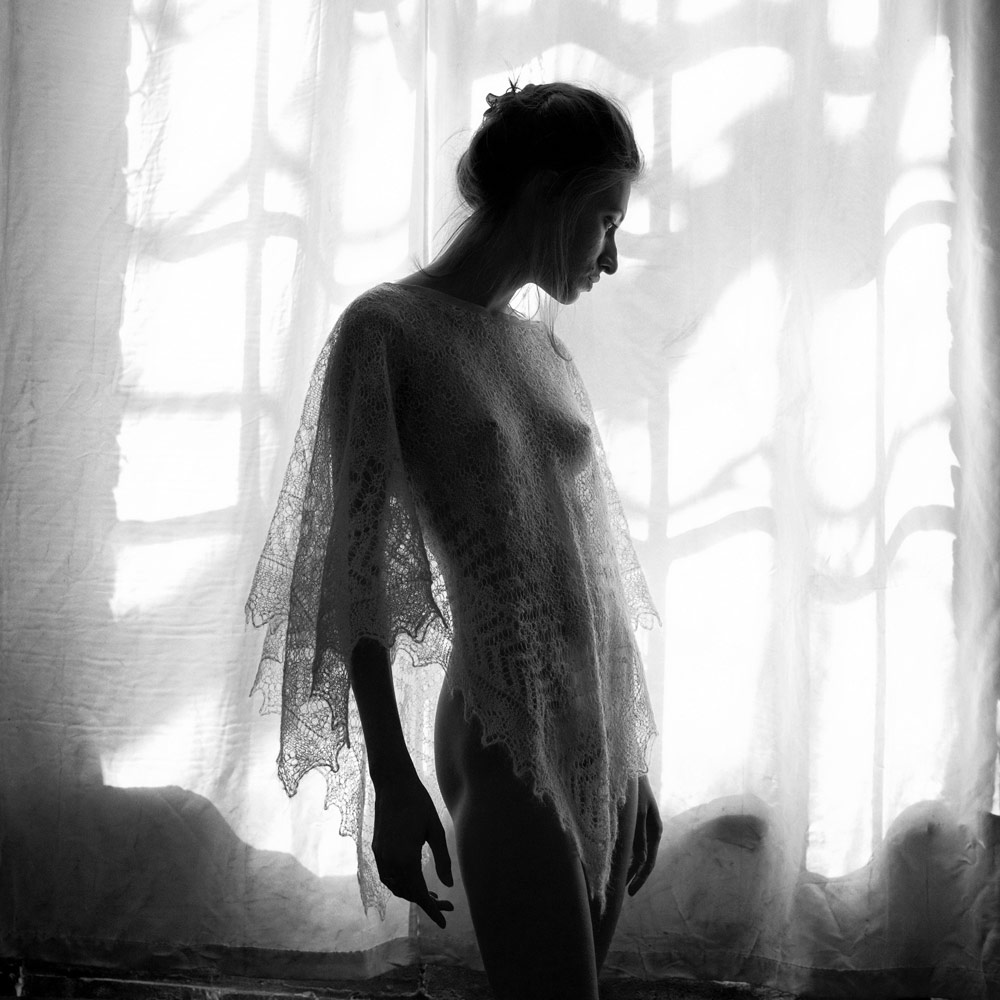 Behind the Veil, © Malcolm Sinclair Lobban, Toronto, ON, Canada, The Body - A Celebration of the Human Figure