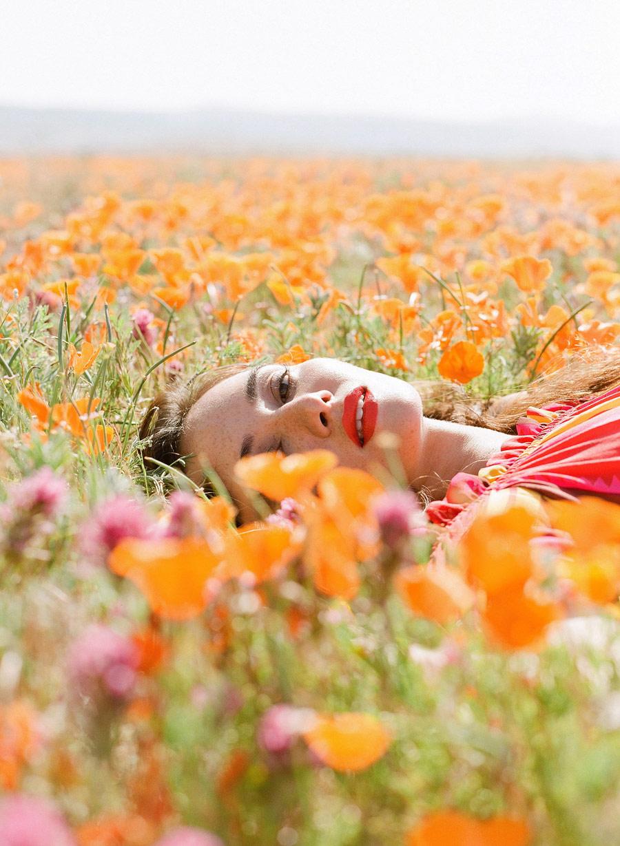 Spring Poppy, © Lacie Hansen, Carpinteria , Ca, United States, Rangefinder Wedding Contest