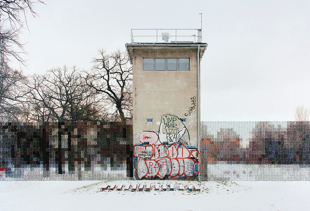 Berlin: Former Guard Tower Off Puschkinallee, © Diane Meyer (United States), Renaissance Photography Prize
