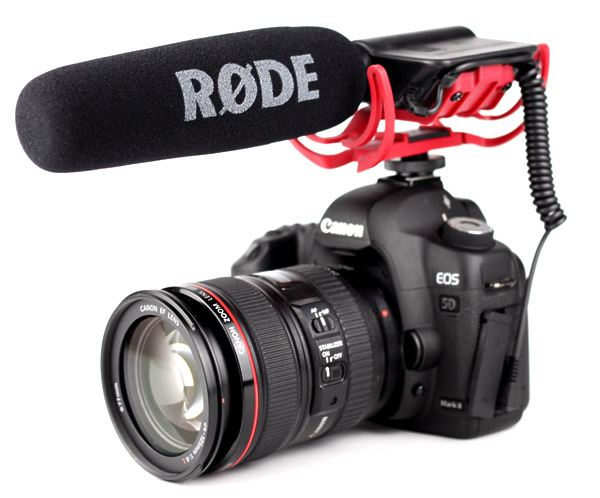 Rode On-Camera Microphone