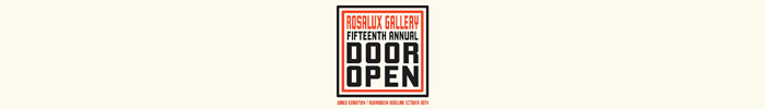 Open Door - Rosalux Gallery