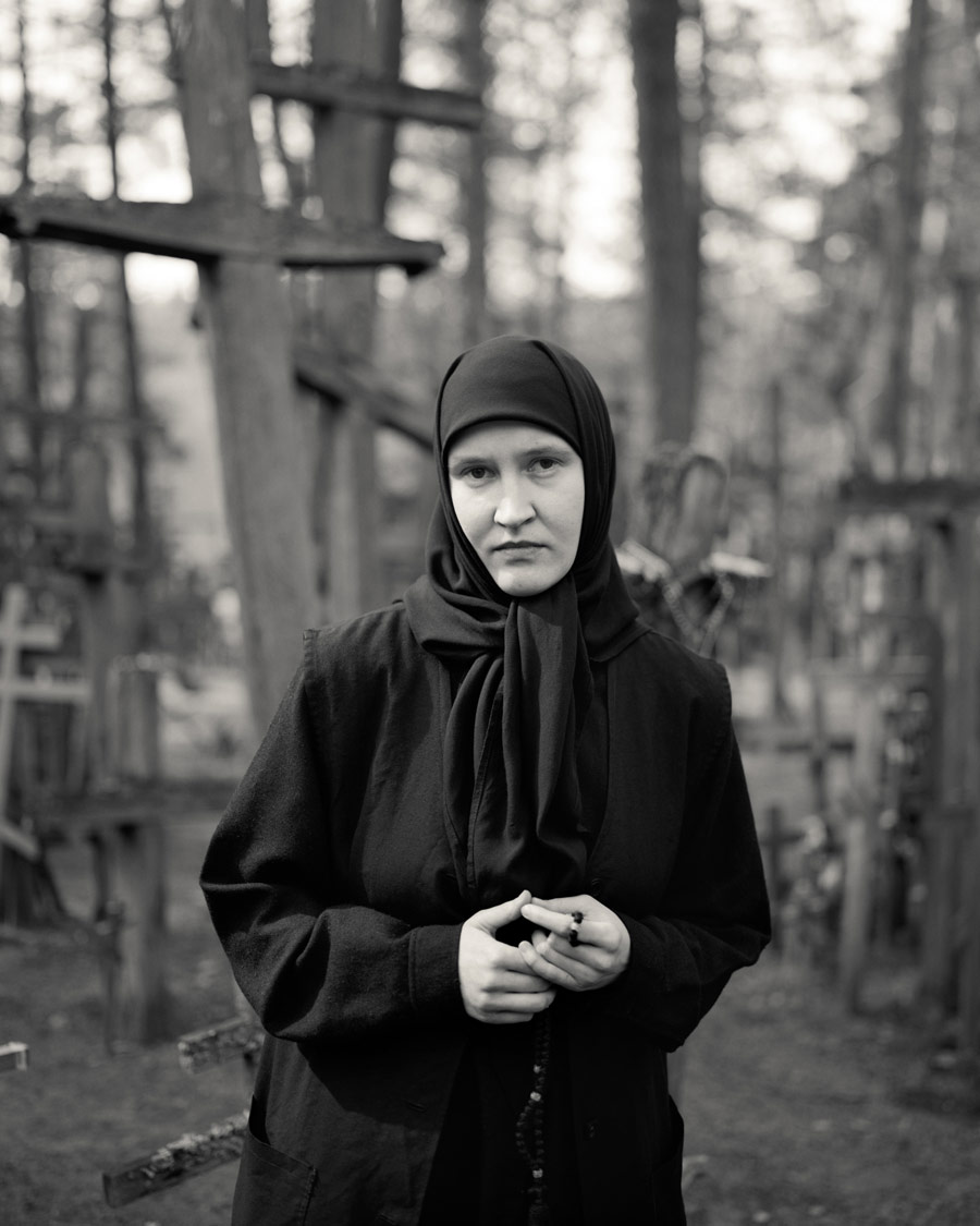 Sister Agnes. From the series 'Ex-Voto', © Alys Tomlinson (UK), Silver Award, RPS International Photography Exhibition (IPE)